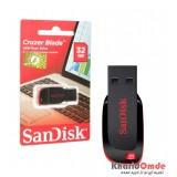 فلش SanDisk مدل 32GB Cruzer Blade