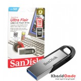 فلش SanDisk مدل 16GB USB3.0 Ultra Flair