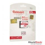 رم موبایل GalexBit مدل 8GB MicroSD 80Mb/S Turbo 533X خشاب دار