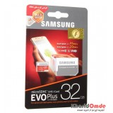 رم موبایل Samsung مدل 32GB MicroSDHC U1 Evo Plus خشاب دار