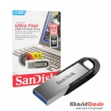 فلش SanDisk مدل 64GB USB3.0 Ultra Flair