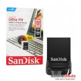 فلش SanDisk مدل 32GB USB3.1 Ultra Fit