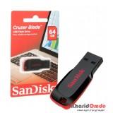 فلش SanDisk مدل 64GB Cruzer Blade
