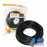 کابل VGA طول 15 متر MW-NET