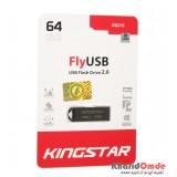 فلش KingStar مدل 64GB FLY USB KS219
