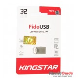 فلش KingStar مدل 32GB Fido USB KS218