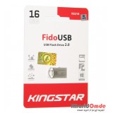 فلش KingStar مدل 16GB Fido USB KS218