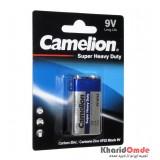 باتری کتابی Camelion مدل Super Heavy Duty کارتی