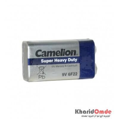 باتری کتابی Camelion مدل Super Heavy Duty شرینگ
