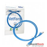 کابل شبکه NetForce طول 1 متر Cat6