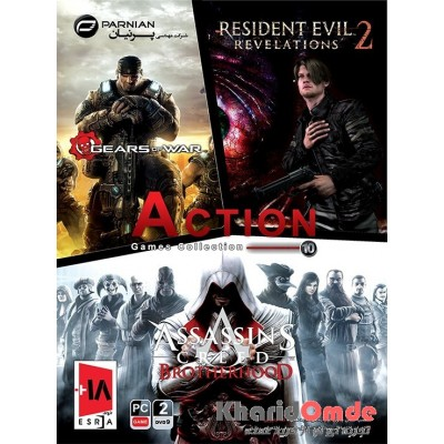 Action Games Collection 10