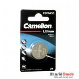 باتری سکه ای Camelion مدل CR2450