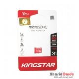 رم موبایل KingStar مدل 32GB 85MB/S 580X بدون خشاب