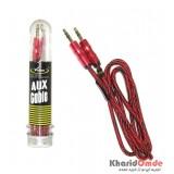 کابل 1 به 1 صدا (AUX) کنفی سر فلزی مدل K358