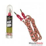 کابل 1 به 1 صدا (AUX) کنفی سر فلزی مدل K357