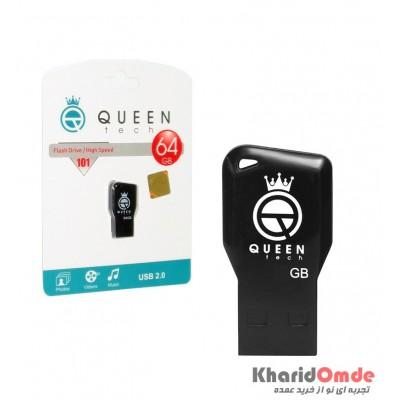 فلش Queen Tech مدل 64GB 101