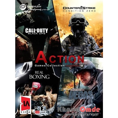 Action Games Collection 11