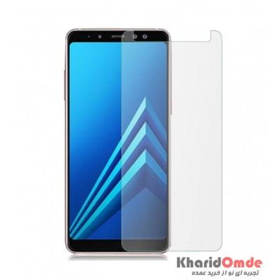 گلس 3 میل Samsung A8 2018 پک دار