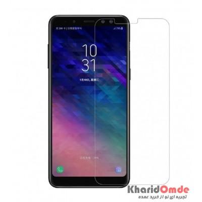 گلس 3 میل Samsung A9 2018 بدون پک