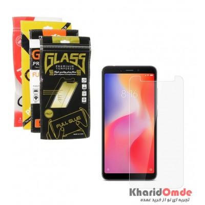 گلس 3 میل Xiaomi redmi 6 پک دار