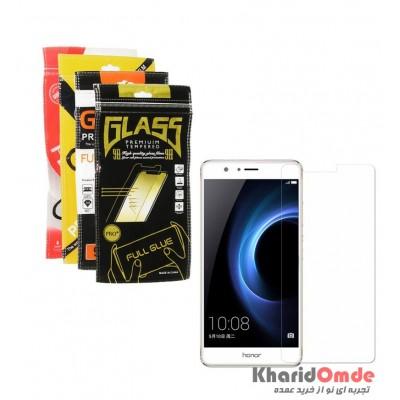 گلس 3 میل Huawei Honor 8 پک دار