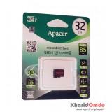 رم موبایل APACER مدل 32GB 85MB/S Class10
