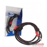 کابل HDMI طول 1.5 متر Detex