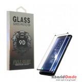 گلس Samsung S7 Edge Black 9D