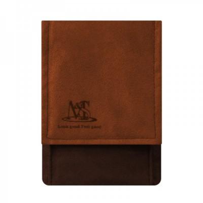 کیف تبلت رودوشی 7 اینچ قهوه ای M&S کد 108
