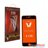 محافظ گلس صفحه نمایش 11D مناسب برای گوشی iPhone 7G