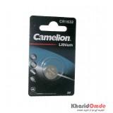 باتری سکه ای Camelion مدل CR1632