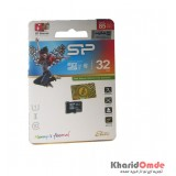 رم موبایل Silicon Power مدل 32G MicroSD U1 Class10 85MB/S