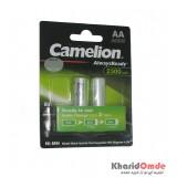 باتری قلمی شارژی Camelion مدل AlwaysReady 2300mAh (کارتی 2 تایی)