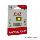 فلش KingStar مدل 32GB Flix3 USB 3.1 KS320