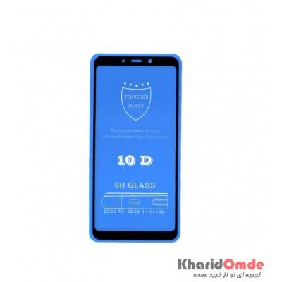 محافظ گلس صفحه نمایش 10D مناسب برای گوشی A9s بدون پک
