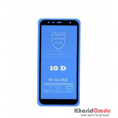 محافظ گلس صفحه نمایش 10D مناسب برای گوشی J4 Plus بدون پک