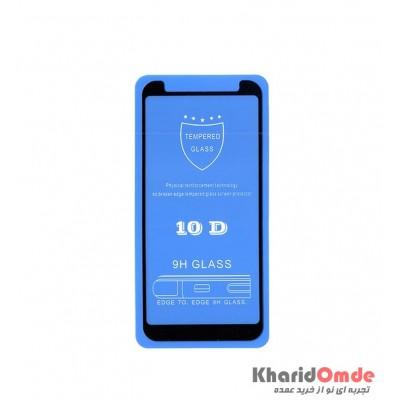 محافظ گلس صفحه نمایش 10D مناسب برای گوشی J8 بدون پک