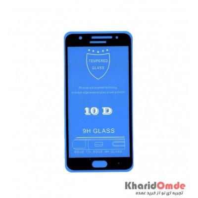 محافظ گلس صفحه نمایش 10D مناسب برای گوشی J7 prime بدون پک