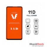 محافظ گلس صفحه نمایش 11D مناسب برای گوشی A8s بدون پک