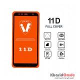 محافظ گلس صفحه نمایش 11D مناسب برای گوشی J4 Plus بدون پک