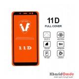 محافظ گلس صفحه نمایش 11D مناسب برای گوشی J6 بدون پک