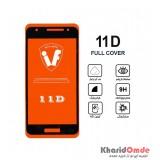 محافظ گلس صفحه نمایش 11D مناسب برای گوشی J2 Core بدون پک
