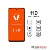 محافظ گلس صفحه نمایش 11D مناسب برای گوشی A10 بدون پک