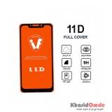 محافظ گلس صفحه نمایش 11D مناسب برای گوشی F1 بدون پک