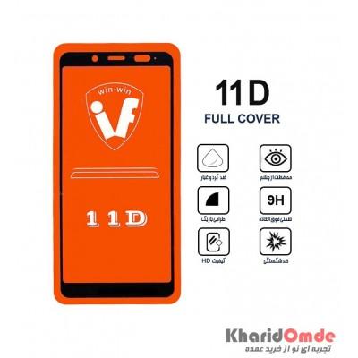 محافظ گلس صفحه نمایش 11D مناسب برای گوشی Note 5 بدون پک