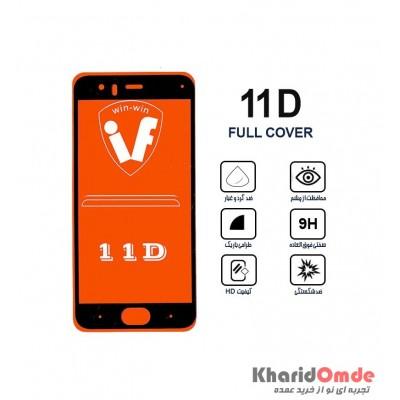 محافظ گلس صفحه نمایش 11D مناسب برای گوشی MI 6 بدون پک