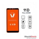 محافظ گلس صفحه نمایش 11D مناسب برای گوشی MI 5 Plus بدون پک