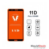 محافظ گلس صفحه نمایش 11D مناسب برای گوشی Psmart بدون پک