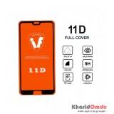 محافظ گلس صفحه نمایش 11D مناسب برای گوشی P20 Pro بدون پک