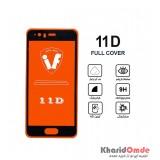 محافظ گلس صفحه نمایش 11D مناسب برای گوشی P20 Lite بدون پک